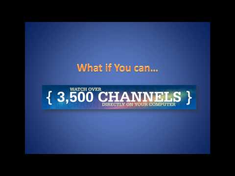 Tv to PC   Satellite Direct   Watch over than 3500 channels