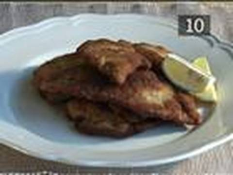 How To Make Breaded Veal Cutlets