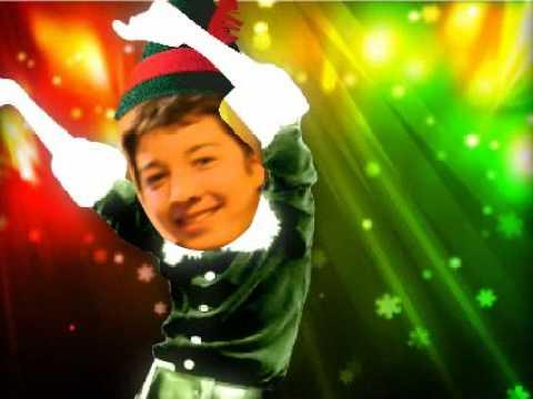 Elf Yourself JibJab video - My family