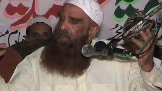 Rana Shamshad Ahmad Salfi Topic Hum Ahl e Hadees Q hain  Madan Chak 2012