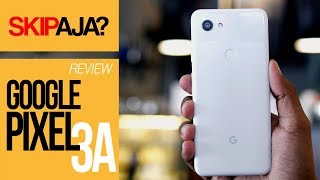 Google Pixel 3A Full Review Indonesia