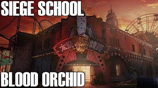 How To Operation Blood Orchid - Siege School (Rainbow Six Siege)