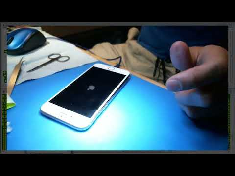 iPhone 6 No Power Data Recovery