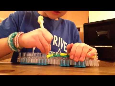 How To Make Rainbow Loom Turtle (Part II)