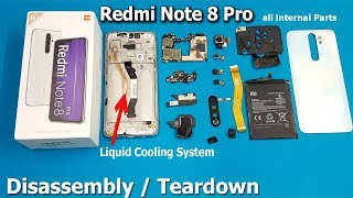 Redmi Note 8 Pro Full Disassembly / Teardown || How to open Redmi Note 8 Pro