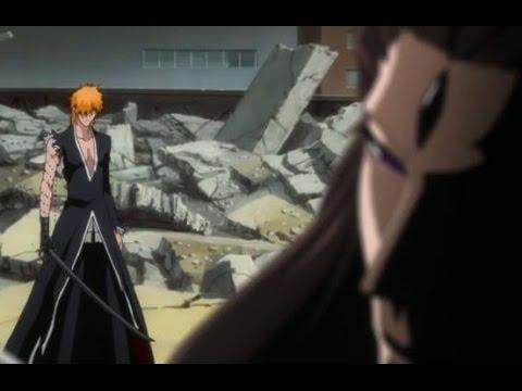 Sosuke Aizen Vs Ichigo Kurosaki