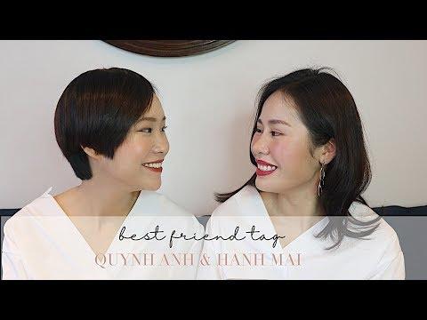 Gặp Quỳnh Anh - bạn thân/trợ lí của Mai | Best Friend Tag | Mailovesbeauty