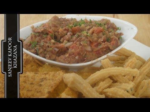 Rajma (Red Kidney Beans) Dip | Sanjeev Kapoor Khazana