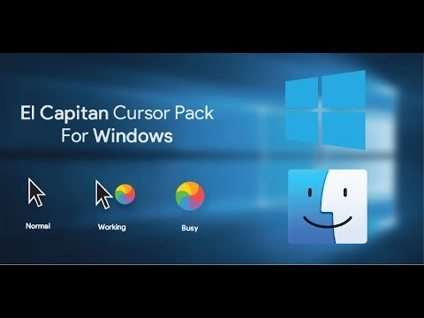 How To Download Mac Cursor For Windows