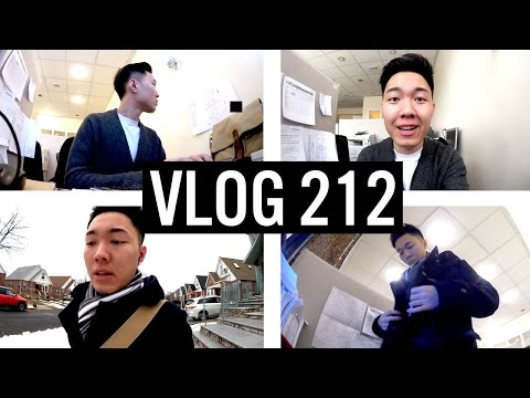 A Day in an Architecture Office | Vlog 212