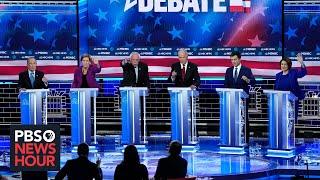 How will 2020 Democrats fare in more diverse Nevada?