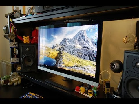 iiyama XB2779QQS-S1 review - The cheapest 5K monitor - By TotallydubbedHD