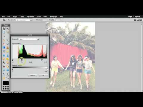 How To Make A Light tumblr Photo
