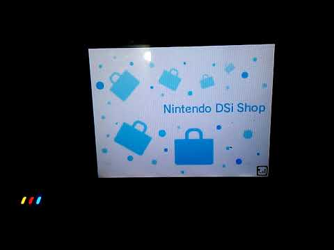 Nintendo DSi Shop (After Closed) In 2017