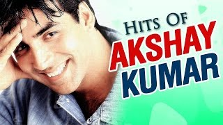 Hits Of AKSHAY KUMAR Songs VIDEO JUKEBOX {HD} , Best 90's Songs , Akshay Kumar Top Hits