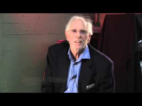 #2016BIFF Back Stage - Bruce Dern honors Quentin Tarantino