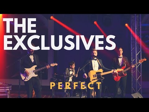 The Exclusives // Perfect // Book Now at Warble Entertainment