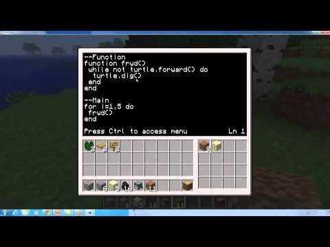 Minecraft ComputerCraft Pastebin