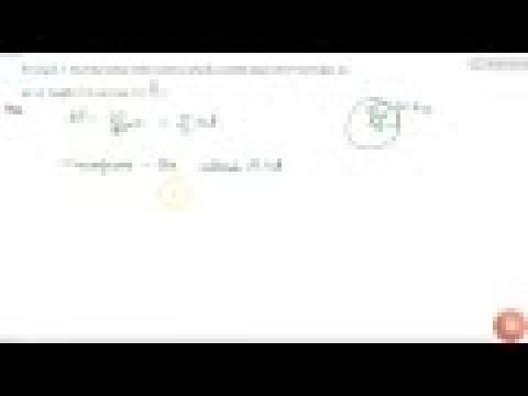 JEE MAINS 2018 NCERT   Class XI   TRIGONOMETRIC FUNCTIONS   Solved Examples   Question No. 3