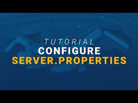 How to Configure Minecraft Server Settings (server.properties)
