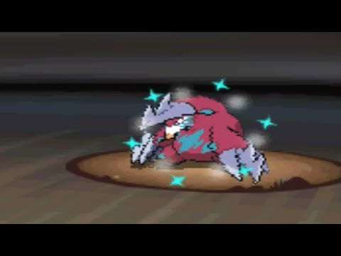 Live Shiny Excadrill After ?? REs! (Pokemon Black 2)