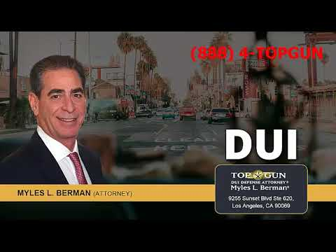How Often Do DUI Cases End Up Going To Trial In Los Angeles?