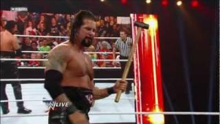 Raw: Santino Marella vs. Kevin Nash