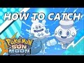Pokémon Sun and Moon: How to Catch & Find Vanillite & Vanillish - S.O.S. Catching