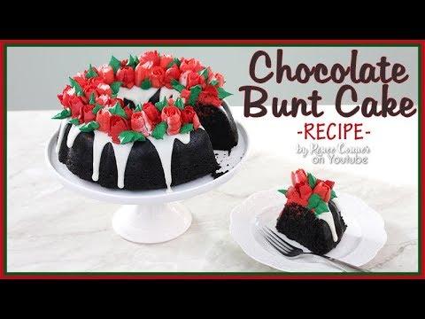 Chocolate Bundt Cake   Renee Conner