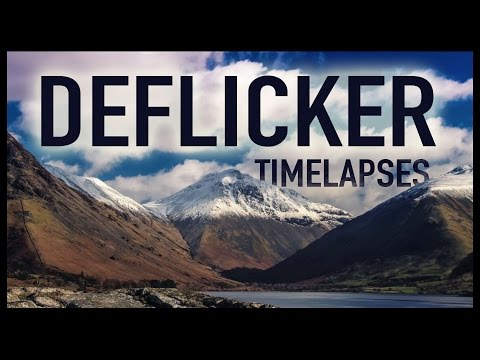 How to Deflicker a Time-lapse: Complete Tutorial