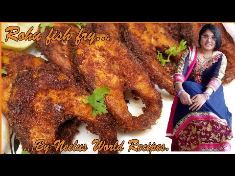 Fish fry recipe/quick and easy fish fry