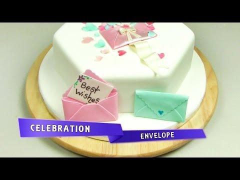 How to Make .: Celebration Envelope
