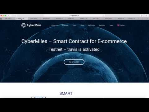Cybermiles $CMT Cube Hardware Wallet | EOS Epic Security Vulnerabilities | Dfinity Airdrop
