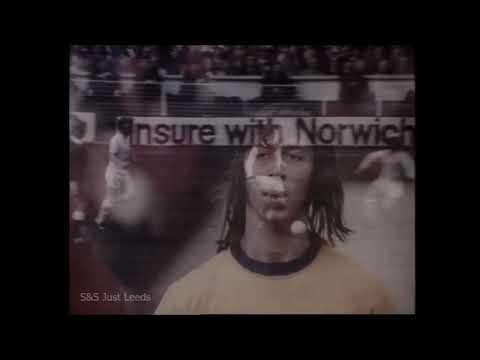 Leeds United movie archive -The Big Match intro 1972-73 Season