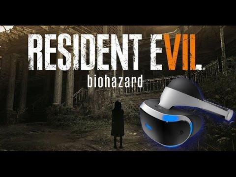Resident Evil 7: Beginning Hour VR