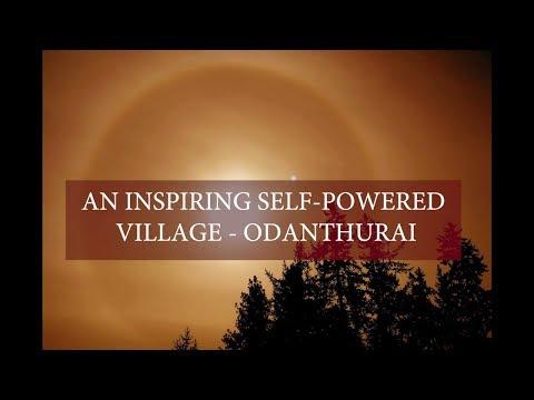 An Inspiring Self-Powered Village- Odanthurai | Tamil Nadu's Energy Self- Sufficient Village
