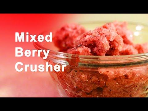 Mixed Berry Crusher Recipe