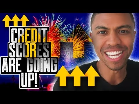 YOUR CREDIT SCORE MIGHT BE GOING UP! || 30 POINT CREDIT SCORE BOOST || TAX LIENS VANISH FOREVER