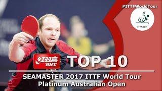 DHS ITTF Top 10 - 2017 Australian Open