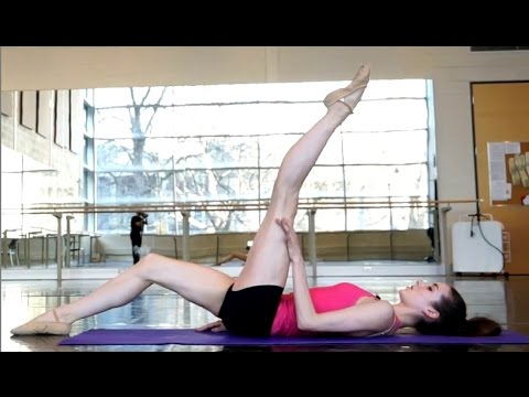 National Ballet dancer shares three exercises for sculpting lean quads