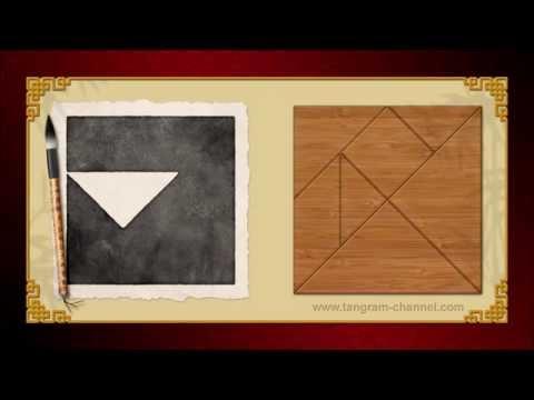 Tangram Incomplete square 15
