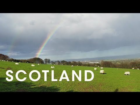 Edinburgh and the Highlands of Scotland (Edinburgh Vlog)