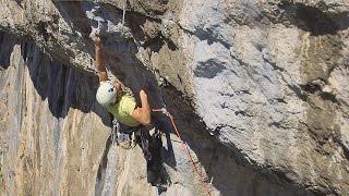 Alex Megos Sends A Wild 8c Dyno Pitch | Epic Climber, Ep. 2
