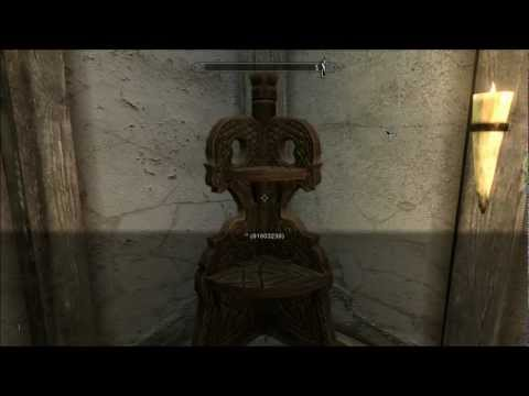 How To Delete Skyrim Clutter, Furniture, and Objects
