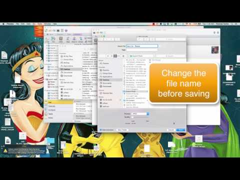 Reducing Image Resolution in Preview - Mac