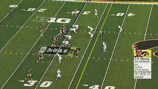 Akrum Wadley 70-Yard Touchdown vs. Penn State