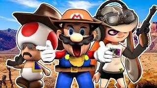 SMG4: Wild, Wild Mario