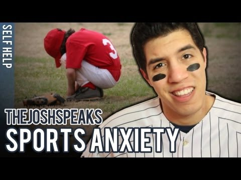 How To Get Rid of Sports Anxiety