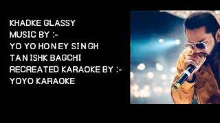 Glassy - INSTRUMENTAL BEATS | YOYo Karaoke - Mp3
