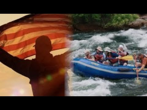 Helping veterans through 'adventure therapy'